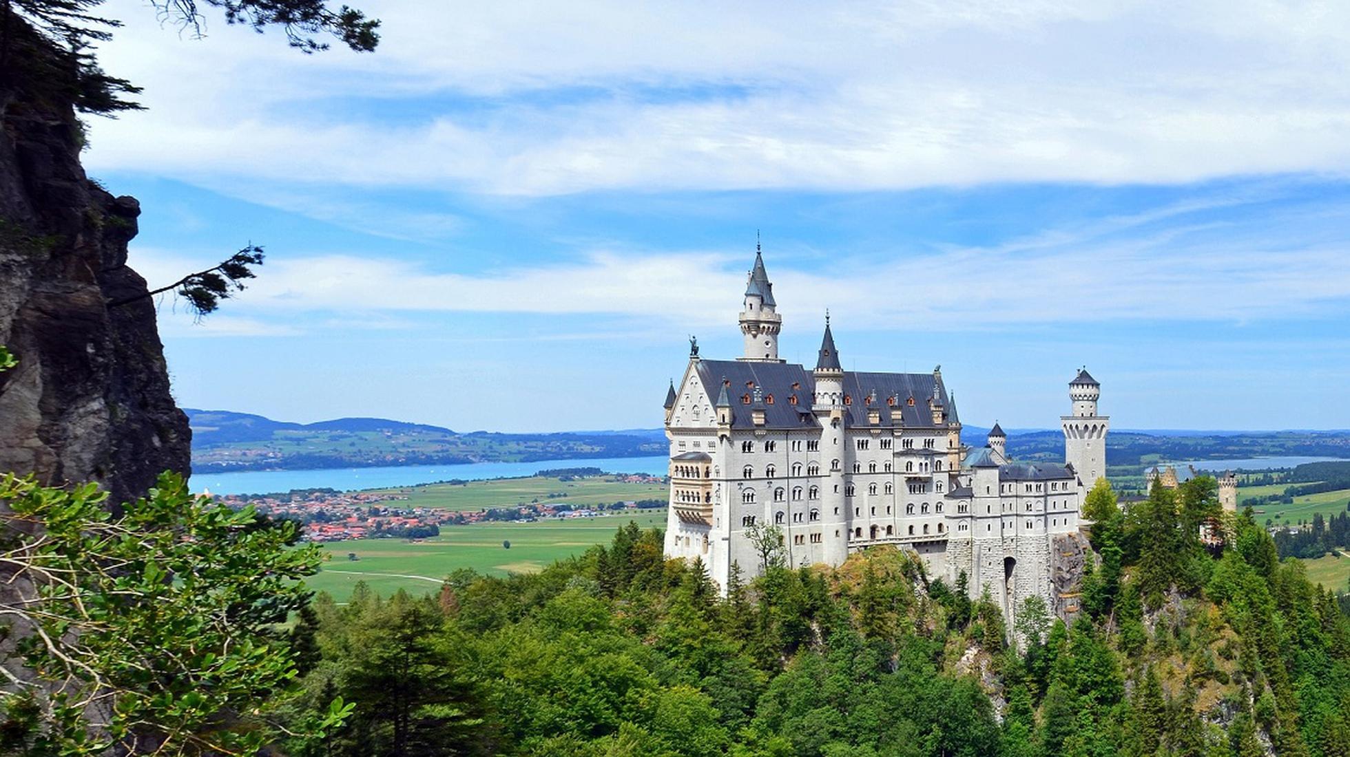Castillo Neuschwanstein Baviera