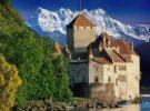 Los castillos que han inspirado películas de animación