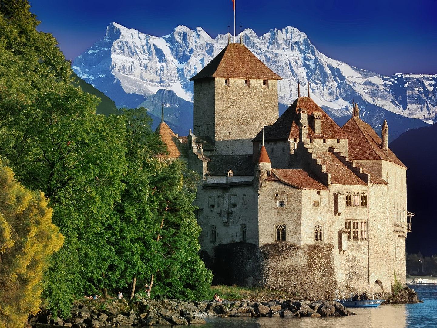 Castillo Chilon Suiza