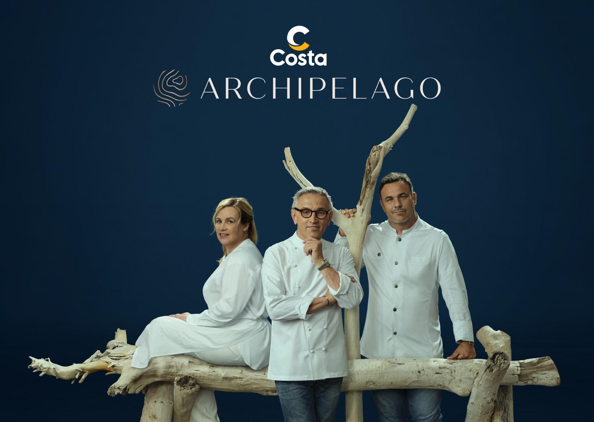 Restaurante Archipielago Costa Cruceros