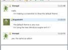 Mensajería instantánea en KDE, Kopete