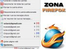 Zona FireFox : Gmail Manager