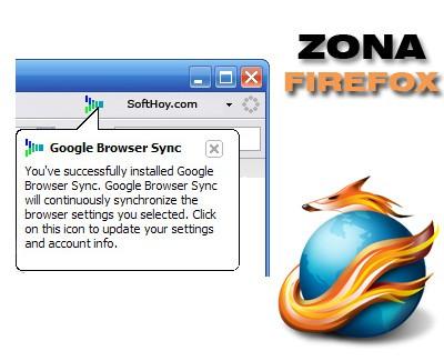 Google Browser Sync