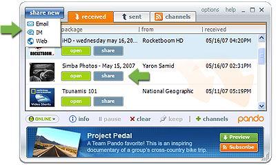 Pando ya es compatible con BitTorrent