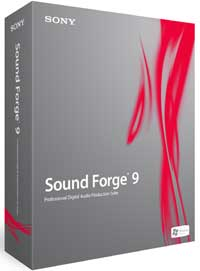 Sound Forge 9, el super editor de audio