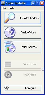 La solución a los códecs de vídeo