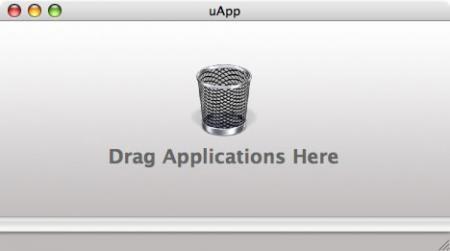 uApp desinstalador gratuito de aplicaciones en MacOSX