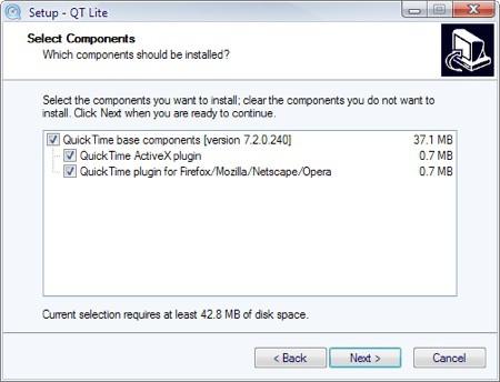 La alternativa a QuickTime