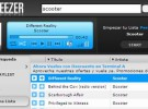 Escucha música con Deezer