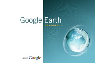 Google Earth y las estrellas