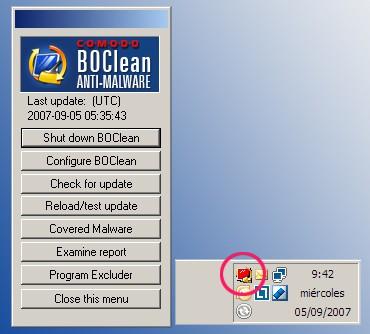 BOClean, destruye todo el spyware