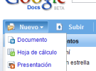 Google Docs ya permite crear presentaciones