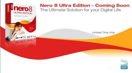 Lanzamiento de Nero 8