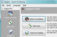 SpyBot 1.5