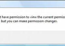 No tienes permiso para ver los permisos…
