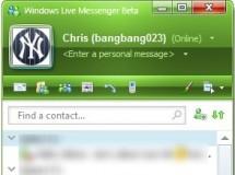 Descarga la nueva versión del Messenger