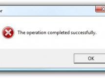 Galería de errores de Windows