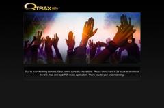 QTrax, musica gratis por P2P, y legal