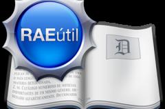 RAEútil, el diccionario de la RAE en tu Mac
