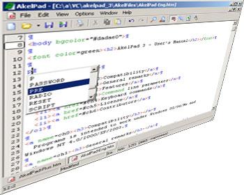 Software alternativo, Akelpad