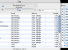 Cog, sencillo reproductor de audio para MacOSX