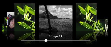 Galería de fotos con Javascript