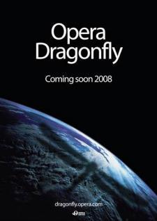 Opera Dragonfly: la libélula se cierne sobre nuestras cabezas