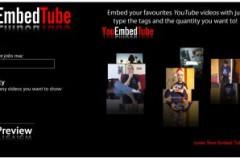 Muestra los vídeos de YouTube de una forma diferente con YouEmbedTube