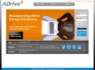 ADrive, 50Gb de almacenamiento de archivos