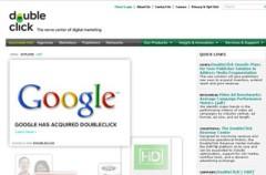 Sí, a la unión de Google y Doubleclick
