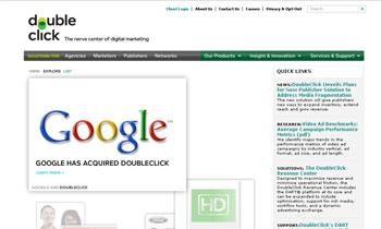 Google se une con DoubleClick