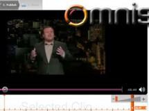 Omnisio, otra manera de interactuar con videos
