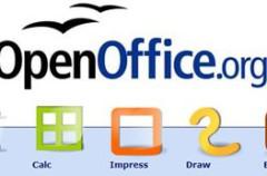 Llegó Openoffice 2.4