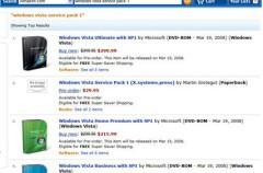 Windows Vista SP1 será lanzado mañana