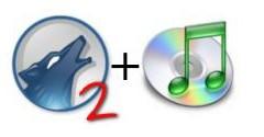 Amarok 2 soportara iTunes music store