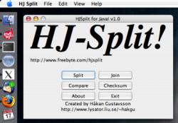 Aiiiaaaaa!!! divide tus archivos con HJ Split