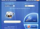 Smart NTFS Recovery, recupera archivos borrados por error