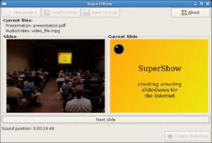 Super Show te hace las postpresentaciones mas faciles