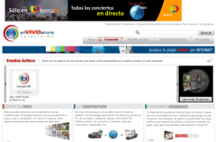envivoahora.tv, emite gratis por Internet