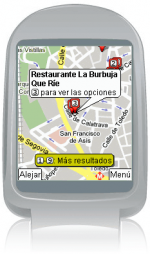 Google Maps en tu Móvil