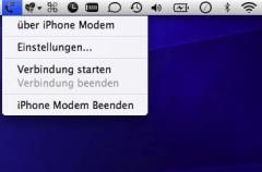 iPhoneModem, usa tu iPhone como módem
