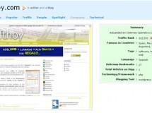 Quarkbase, obteniendo información de un sitio web