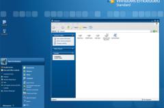 Tema Embedded azul para tu XP