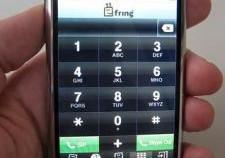 Fring para iPhone y iPod Touch, con soporte para Skype