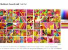 Busca fotos por color en Flickr, con Multicolr