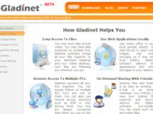 Gladinet, Cloud Computing en su (de momento) máxima expresión