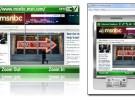 IE Mobile 6 en tu HTC Touch HD