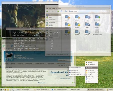 Moblin, <strong>la</strong> distribución Linux para Netbooks