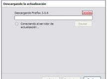 Disponible para descargar Firefox 3.0.6