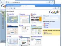 Chrome tendrá extensiones
